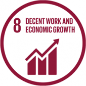 SDG8: Decent work and economic growth